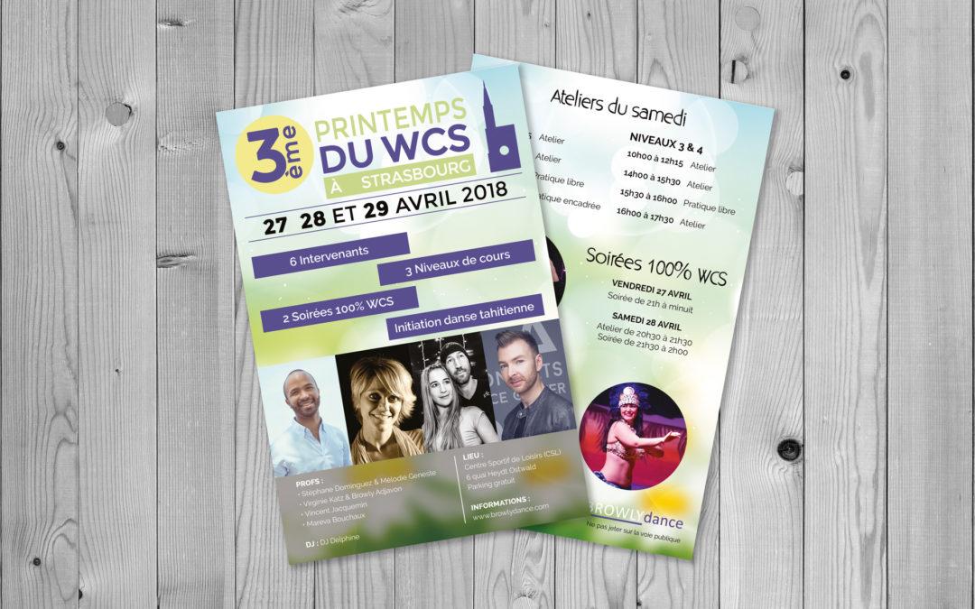 Printemps WCS 2018