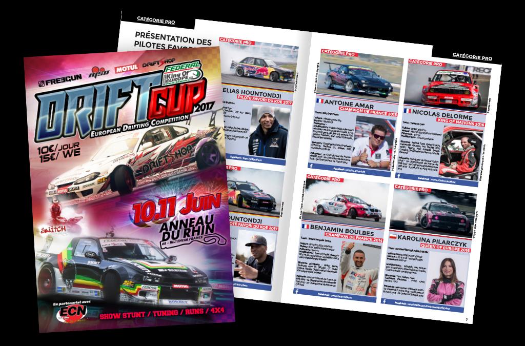 Magazine Drift Cup 2017