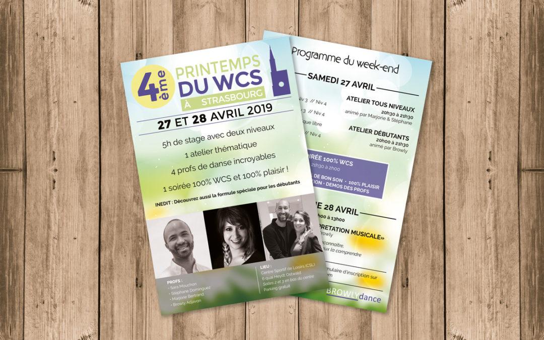 Printemps WCS 2019