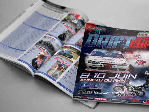 Magazine Drift Cup 2018